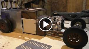 100 Homemade Rc Truck Fully Custom All Metal RC Rat Rod Is Badass Speed Society