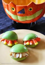 Vomiting Pumpkin Dip by Fun Halloween Food Ideas Amee U0027s Savory Dish