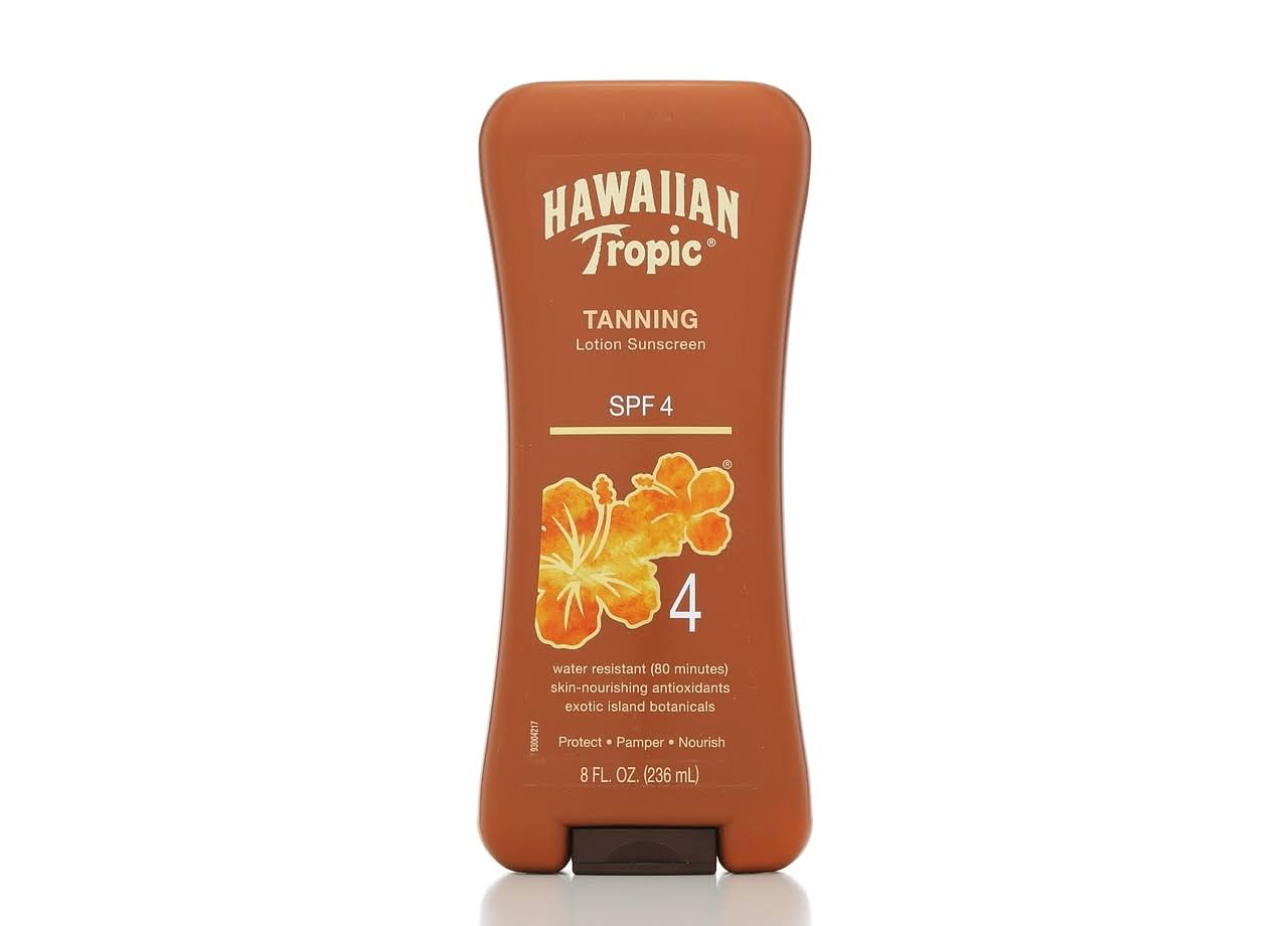 Hawaiian Tropic Dark Tanning Lotion - Spa 4, 236ml