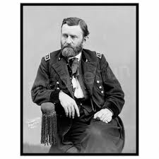 General Ulysses S Grant Fridge Magnet