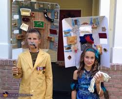 Clue Halloween Costumes