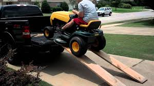 How Not To Get A Lawn Mower In Your Truck. - YouTube Great Day Alinum Arched Dual Runner Lawn Mower Ramps 54 Long Diy Atv Lawnmwer Loading Ramps Youtube Shop Loading At Lowescom Folding Garden Tractor 75 Five Star Car Vehicle Northern Tool Equipment Full Width Trifold Ramp 77 X Walmartcom Tailgator System Use Big Boy Extrawide Cequent Set Cgosmart 12 In W 90 L Hybrid Scurve Centerfold Ride On Lift 400kg Lifting Device S Walmart Riding For Sheds Pickup Trucks