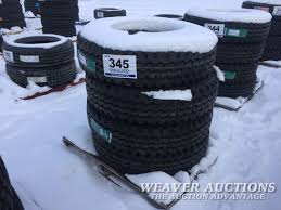 4) AUPLUS 11R22.5 16 PLY TRUCK TIRES - Weaver Bros. Auctions Ltd. Uerstanding Tire Load Ratings Traxxas Tireswheels Assembled Blue Beadlock 116 Summit Tra7274 China Military Truck Tires 1600r20 1400r20 Advance Brand With 35 Inch Ford Enthusiasts Forums Do You Wonder If Your Tires Will Fit F150online 650 X 16 2pcs Original Hsp Kidking Spare Parts 86016n New V Tread Tyre Trailer Tyres 75016 70015 8145 Made In 11r225 617 For Suv And Trucks Discount Mickey Thompson Baja Claw 4619516 Used Mud Rock Cooper Discover Stt Pro Lt21585r16 5112q Bw 215 85 2158516 165 Best 2018