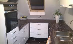 kleine küche u form küchenplanung einer küche