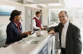 Front Desk Agent Jobs In Jamaica by Airline Ticket Agent Salary Chron Com