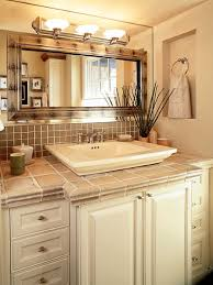 Gorgeous Bathroom Vanity Mirror Ideas Image Of Framed Mirrors At