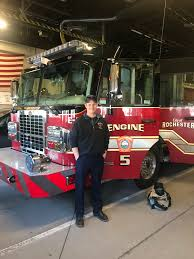 Joint Release* Rochester Firefighter Earns City's 2017 Employee Of ...