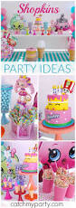 Cakes Decorated With Candy by Top 25 Best Shopkins Birthday Cake Ideas On Pinterest Shopkins