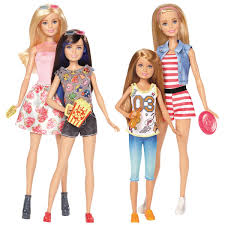 Barbie 2Pack Sisters Doll Assortment