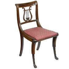 100 Duncan Phyfe Folding Chairs Neoclassical Side 88 For Sale At 1stdibs