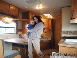 Inside Our New Camper Coates Rv Mn