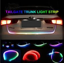 100 Semi Truck Led Lights Rear Red Light Bar Tail Light Light Bar Aftermarket