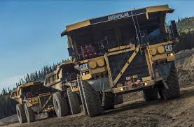 100 Cat Mining Trucks TRUCK Erpillars 5000th 793 Headed For Australia Canadian