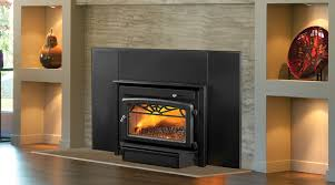 Englander 285 In 2000 Sq Ft Pellet Burning Fireplace Insert25
