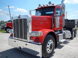 USED 2008 PETERBILT 388 DAY CAB TANDEM AXLE DAYCAB FOR SALE IN TX #2622