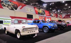 Toyota Showcases Museum Classics Alongside Its Newest Extreme Builds ... 20 Years Of The Toyota Tacoma And Beyond A Look Through 1994 Pickup Mickey Thompson Classic Skyjacker Suspension Lift 6in Gonna Sell Quick 1974 Hilux Trucks 2016 Japanese Car Show Jccs Carnichiwacom Will Be The Next Big Thing In World Affordable 4x4 Fj 40 Land Cruiser Ebay Motors Blog Why Vintage Ford Pickup Trucks Are Hottest New Luxury Item 197778 Sr5 Long Sport Truck 2wd Rn28 197678 Original Survivor 1983 1985 4x4 Xtracab For Sale Near Danielsville Back To Future Tribute Drivgline Toyota Stout Google Pinterest