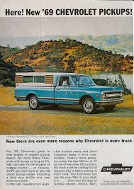 100 1969 Chevy Trucks Directory Index GM