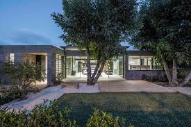 100 Jacobs Architects Bare House By Yaniv In Herzliya Israel