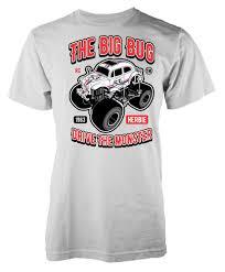100 Monster Truck Shirts Details Zu Beetle Herbie Kids T Shirt Funny Unisex