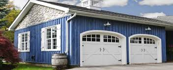 New Generation of Residential Garage Door Styles Add Curb Appeal