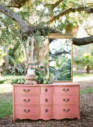 Pink Vintage Dresser Knobs by Our Beautiful Coral Dresser With Florals By Anthology Co And Cake