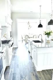 Grey Wood Floor Kitchen Gray Best Light Walls Ideas On In