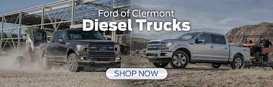 Ford Dealer Near Orlando | New & Used Cars Ford Of Clermont