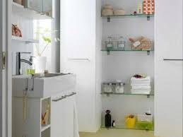 Bathroom Wall Cabinet With Towel Bar White by Bathroom Rack Ideas Bathroom Storage Ideas Vanity Shelves Glass