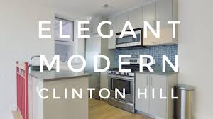 100 Nyc Duplex Apartments Modern Elegant Apartment In Clinton Hill Video Tour NYC Brooklyn NY