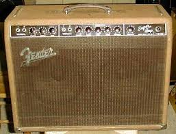Fender 2x10 Guitar Cabinet by 1960 1963