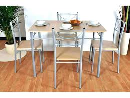 table et chaises de cuisine alinea ensemble table et chaise cuisine tables 4 chaises ensemble table et