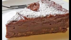 herz aus nutella torte ohne backen no bake