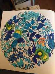 Secret Garden Coloring Book Review By Chronically Batgirl Colours