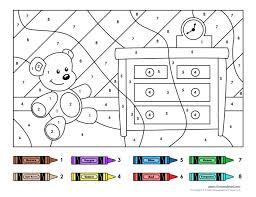 Color By Number Worksheets For Kindergarten Free Flower Words Worksheet Great The Spring