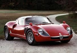 Alfa Romeo 33 Stradale romeo 33
