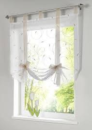 13 küchenfenster gardinen ideen küchenfenster gardinen