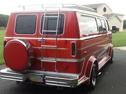 1973 Ford E 100 Show Conversion Boogie Van