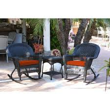 3pc Black Rocker Wicker Chair Set With Brick Red Cushion Kampmann Outdoor Wicker Rocking Chair With Cushions Harmony Patio Blackwhite Mesh Cast Alinum Frame On Porch Black Resin Indoor Chairs Elegant 52 Currituck Sophisticated Relaxing Ratan Fniture Acceptable Antique Prices Buy Pricesratan 3pc Rocker Set With Brick Red Cushion Intertional Caravan San Tropez Gliders Rockers Sale Kmart Childrens