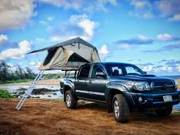 100 Pickup Truck Tent Camper Kauai Camping In 4WD Truck Top Tent Camper Adventure Awaits You Kawaihau