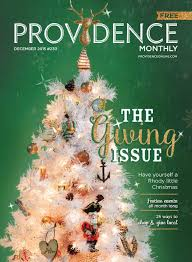 Christmas Tree Shop Warwick Ri by Providence Monthly December 2015 By Providence Media Issuu