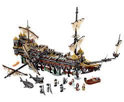 Lego Ship Sinking 3 by Silent Mary 71042 Disney Lego Shop