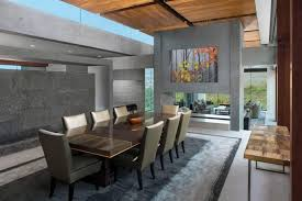 100 Wood Cielings Concrete Walls With Wood Ceilings In This Contemporary
