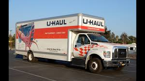 100 Truck Rentals For Moving Rent A Uhaul Biggest Easy To How To Drive Video