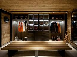 100 By Bo Design Cyanella Lodge Closet Chalet Interiors Interior