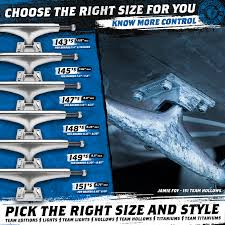 Thunder Trucks : Choose The Right Size For You DLXSF.COM Full Size Truck Length Best Image Kusaboshicom Tire Chart Top Car Reviews 2019 20 Indian Helmet Bcca Windshield Sun Shade Easyread For Suv Trucks Minivan Proline Compound Lifted Of 2018 Used Toyota Ta A Sr5 Inner Tube Awesome Michelin 1100r16 Xl Tires Storage Facility Beaumont Tx Prestige Fresh Rc4wd Gelande Ii Kit 1 Monster Cars Socks Ez Sox