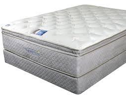 Therapedic BackSense Elite Plush Latex Pillow Top Mattresses