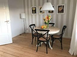 esszimmer stühle shabby chic landhaus maison du monde bistro