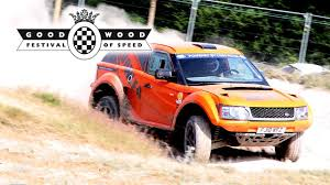 100 Bowler Truck Wildcat At The Goodwood Festival Of Speed YouTube