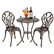 US $125.37 25% OFF|3PCS Patio Aluminum Chairs Table Set Outdoor Garden  Furniture Cushioned Outdoor Furniture On AliExpress Alinum Alloy Outdoor Portable Camping Pnic Bbq Folding Table Chair Stool Set Cast Cats002 Rectangular Temper Glass Buy Tableoutdoor Tablealinum Product On Alibacom 235 Square Metal With 2 Black Slat Stack Chairs Table Set From Chairs Carousell Best Choice Products Patio Bistro W Attached Ice Bucket Copper Finish Chelsea Oval Ding Of 7 Details About Largo 5 Piece Us 3544 35 Offoutdoor Foldable Fishing 4 Glenn Teak Wood Extendable And Bk418 420 Cafe And Restaurant Chairrestaurant