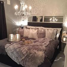 Best 25 Glam Bedroom Ideas On Pinterest College Decor Throughout